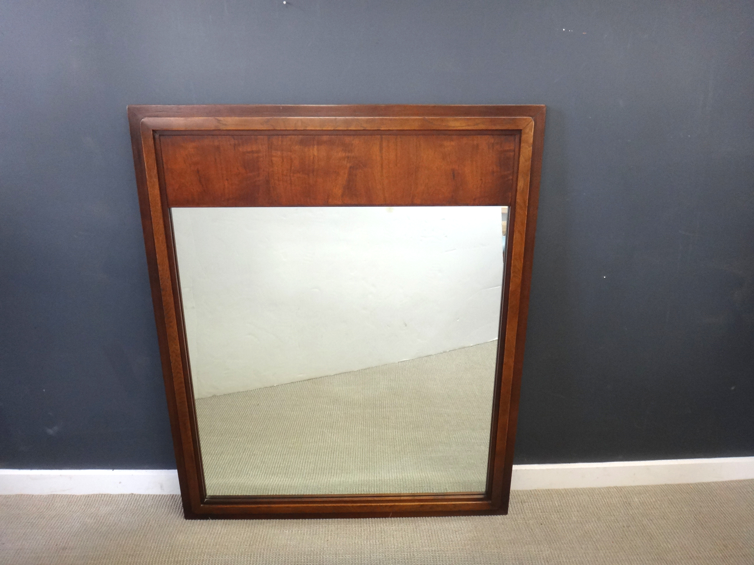 Large Mid Century Founders Mirror