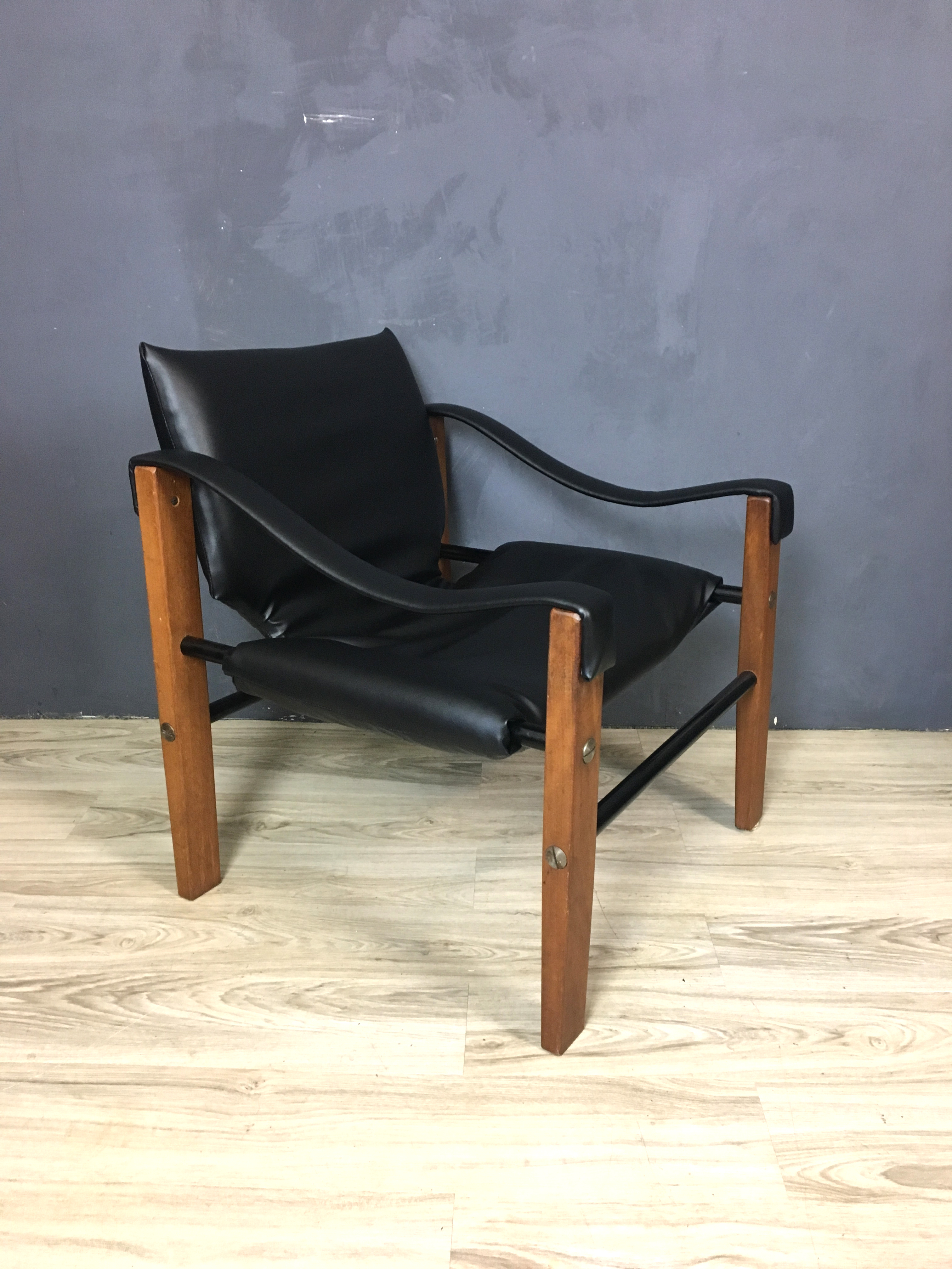 Maurice Burke Safari Chair for Arkana