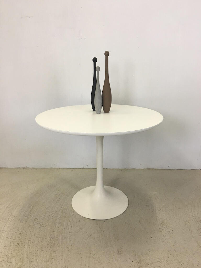 Burke Tulip Table in Style of  Eero Saarinen