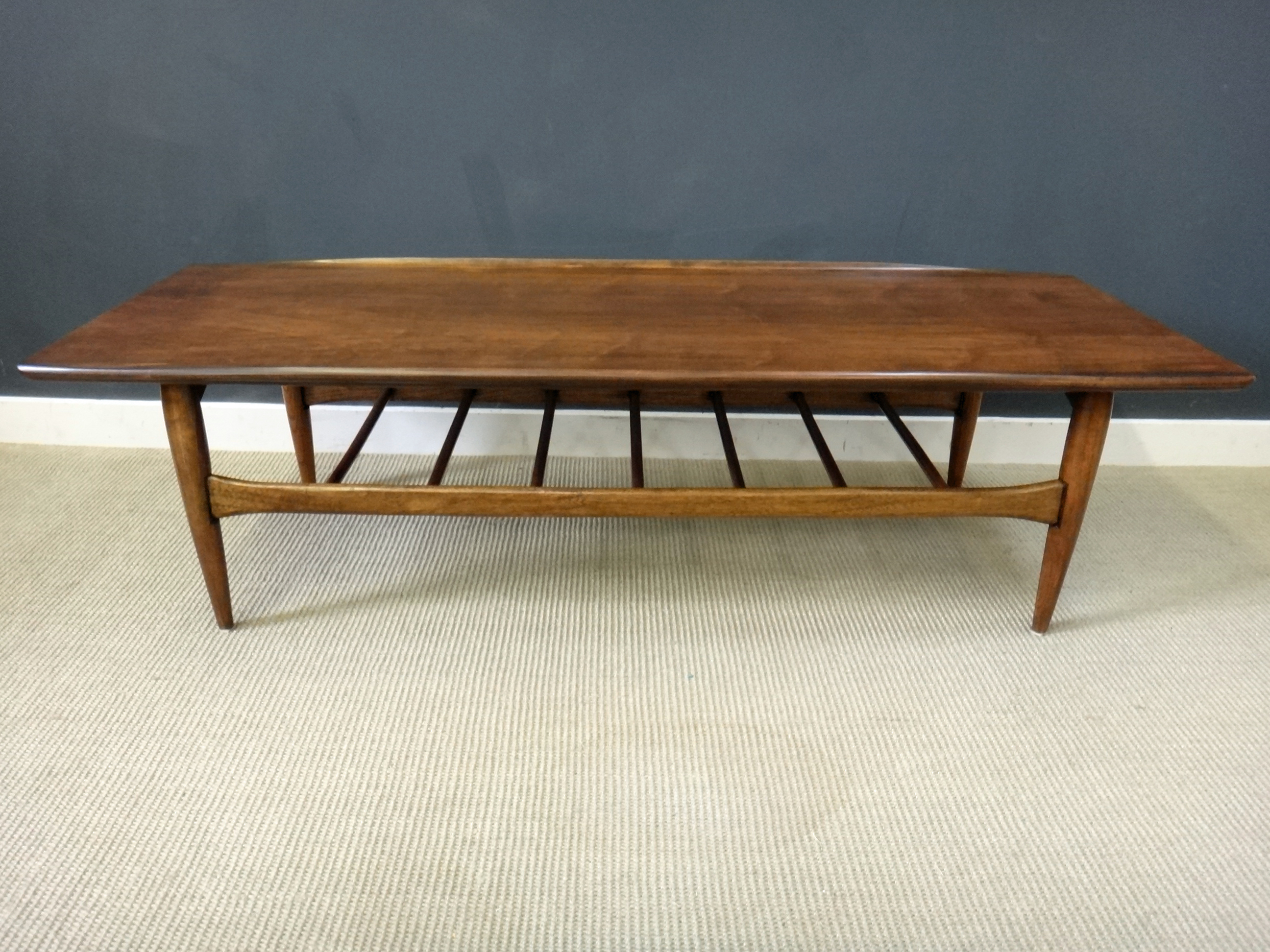 Mid Century Danish Modern Coffee Table