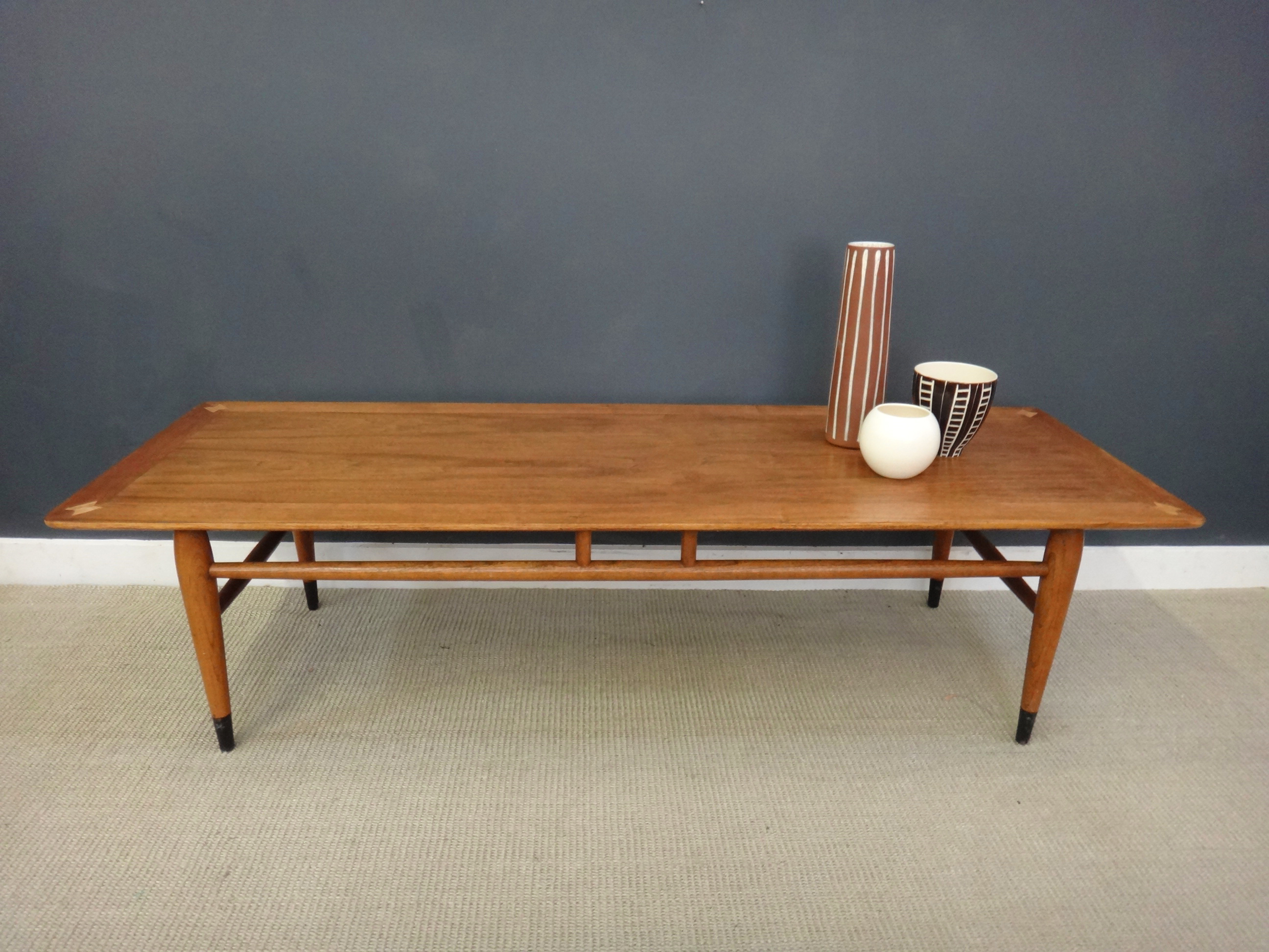 Mid Century Lane Coffee Table Retrocraft Design collection