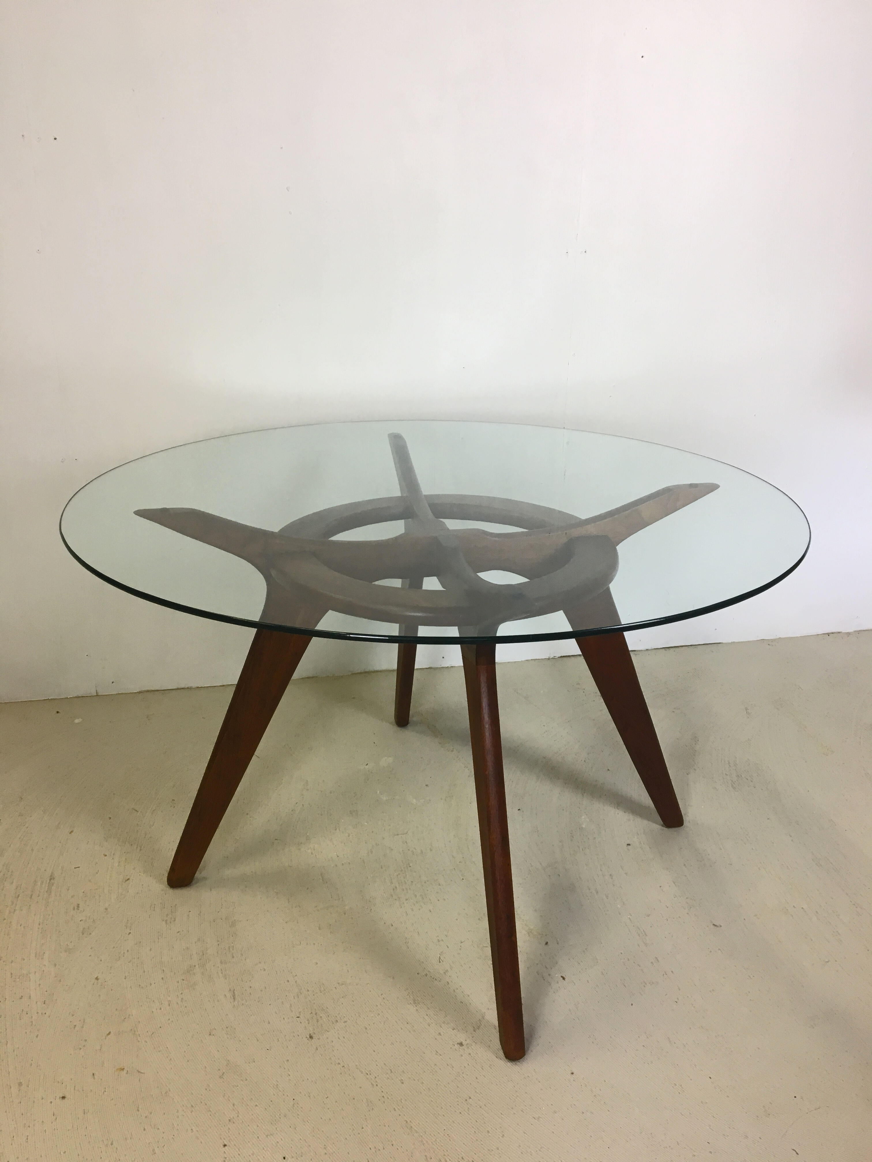 30% OFF - Adrian Pearsall Compass Dining Table
