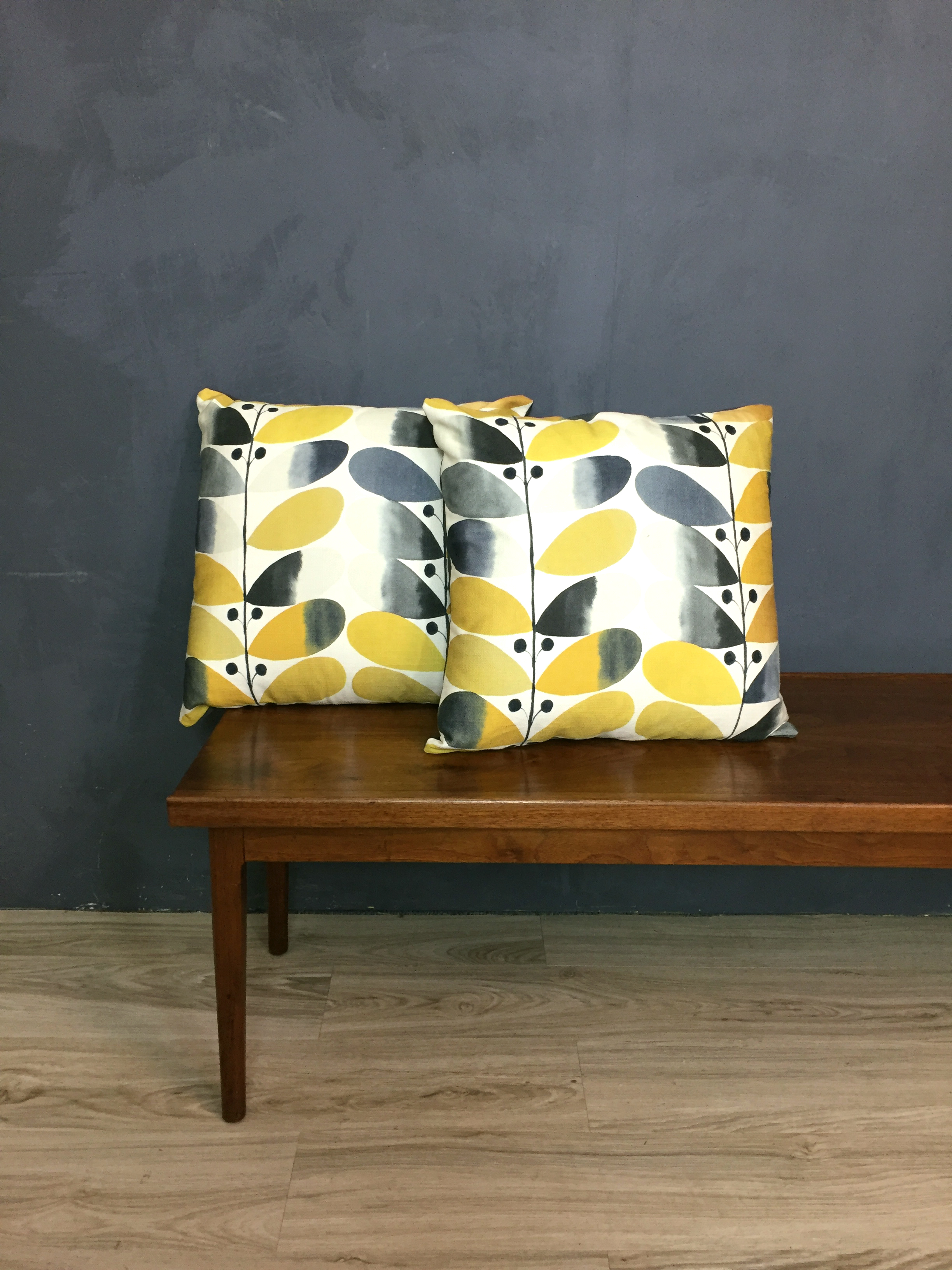 Locally Made Throw Pillows