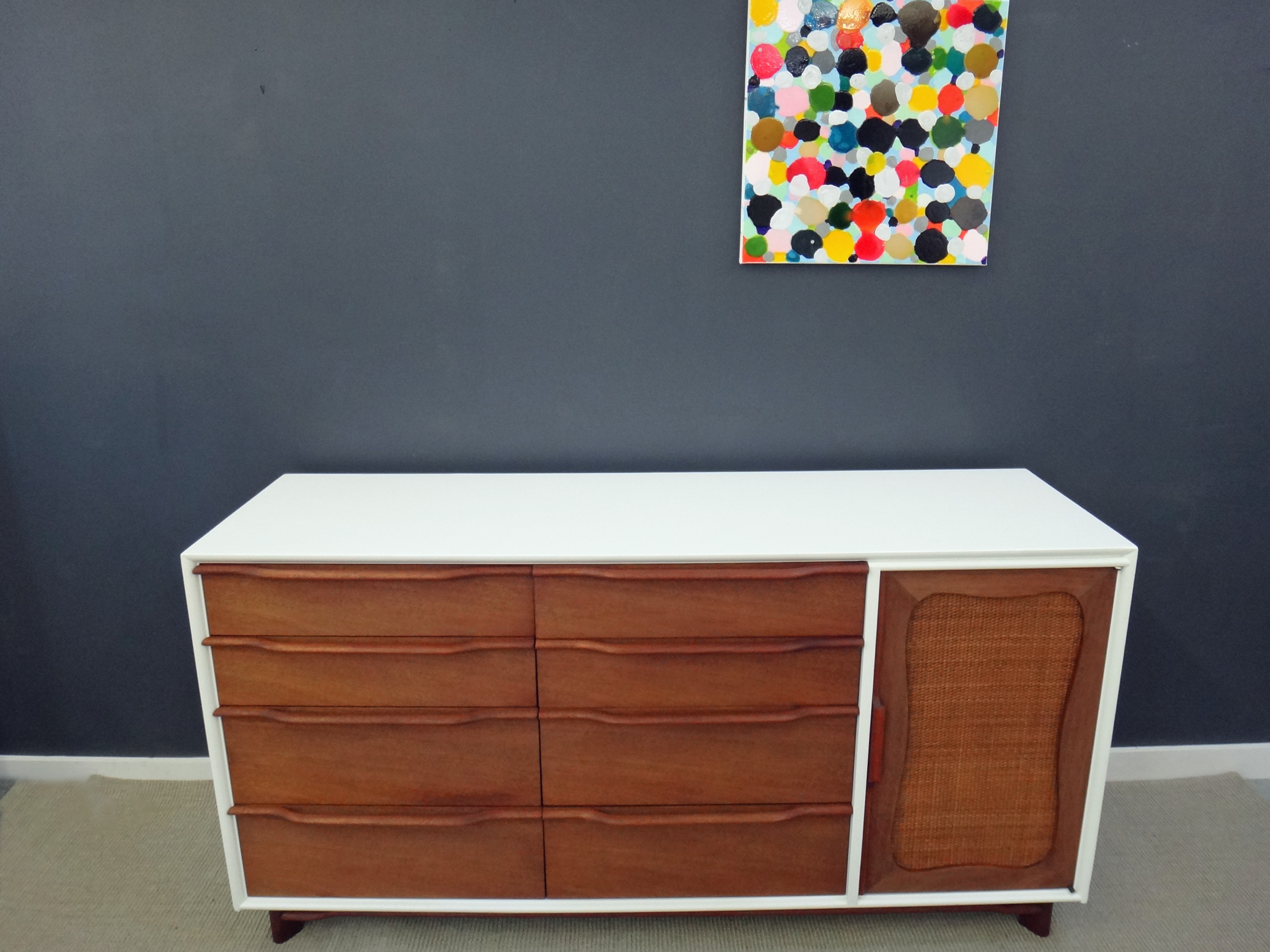 Mid Century Dresser/Credenza by Hickory Furniture