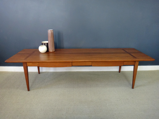 Mid Century Conant Ball Coffee Table
