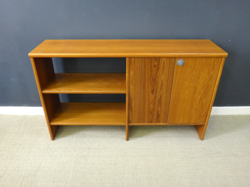 Danish teak shelf unit