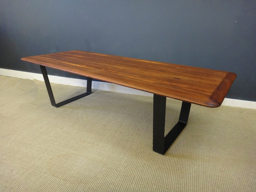 LPontoppidan Rosewood Coffee Table or Bench