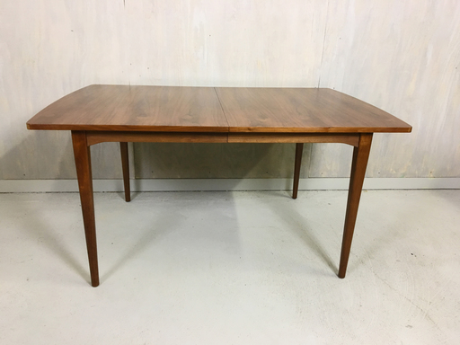 Mid Century Drexel Walnut DIning Table