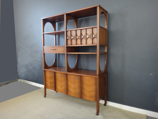 Mid Century Kent Coffey Perspecta Room Divider
