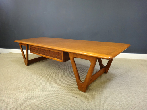Mid Cetury Lane Perception Coffee Table