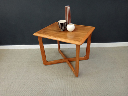 Mid Century Lane Perception Side Table