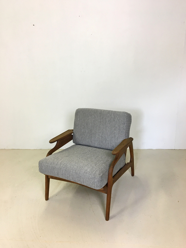 Adrian Pearsall Upholstered Lounge Chair
