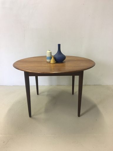 Teak Dining Table by Arne Vodder for Sibast