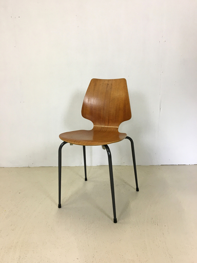 Mid Century Labofa Bent Plywood Chair