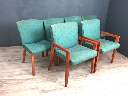 Conant Ball Upholstered Dining chairs