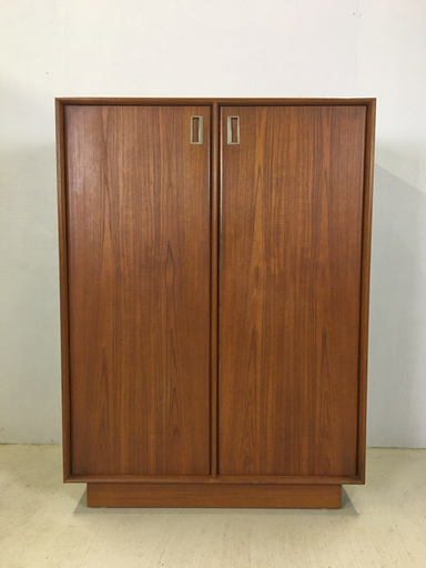 Teak WardrobeGentleman039s Chest