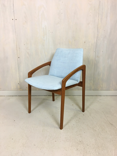 Danish Modern Chair by Kai Christiansen