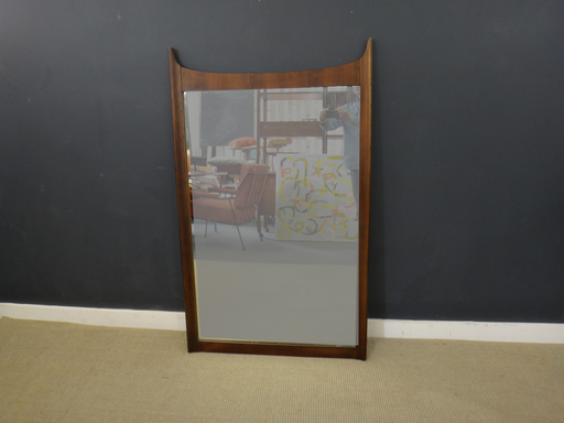 Mid Century Kent Coffey Wall Mirror