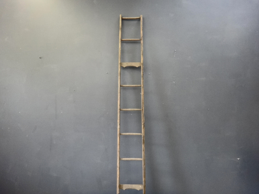 Vintage German Chimney Sweep039s Ladder