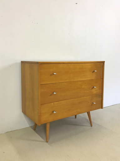 Maple Dresser by Paul McCobb For Planner Group