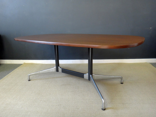 Mid Century Eames for Herman Miller Conference Table