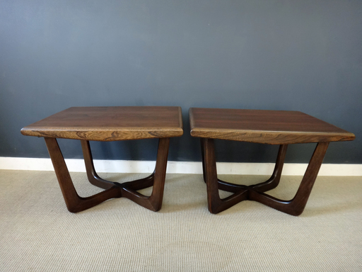 Pair of Adrian Pearsall Side Tables