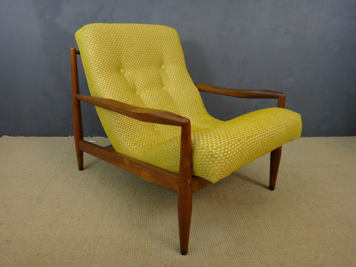 Adrian Pearsall Floating Scoop Chair for Craft Associates