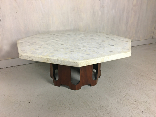 Harvey Probber Terrazzo Coffee Table