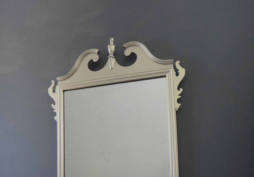 Vintage Painted Mirror