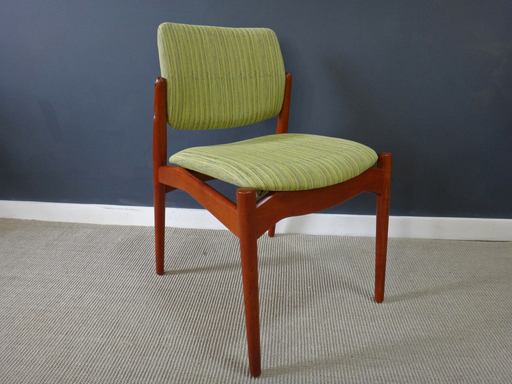 Set of Danish Modern Dining Chairs