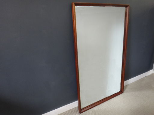 Large Mid Century Mirror