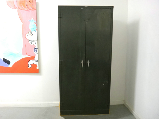 Supersized Industrial Locker