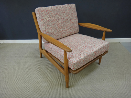Classic Mid Century Conant Ball Lounge Chair