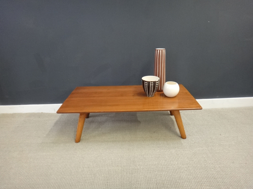 Mid Century Low Side Table