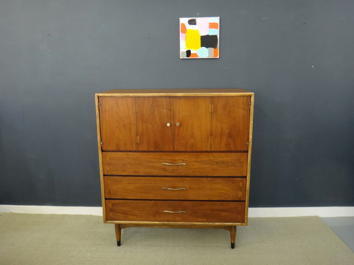 Mid Century lane upright dresser