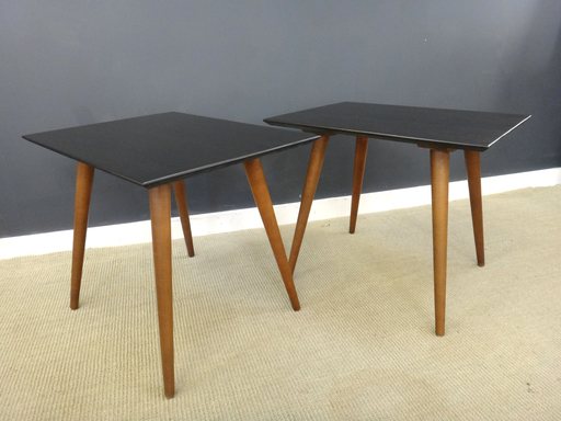 Pair of Paul McCobb Side Tables