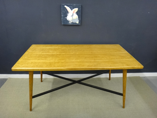 Heywood Wakefield maple table