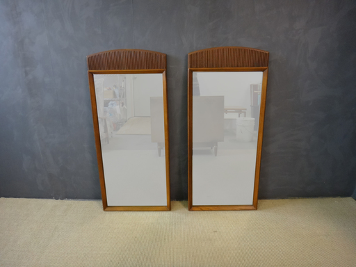 Pair of Lane Mirrors