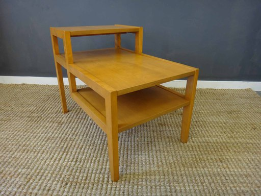 Conant Ball 3-Tier Side Table