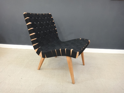 Mid Century Jens Risom Lounge Chair