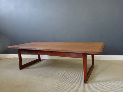 Mid Century Jens Risom Coffee Table