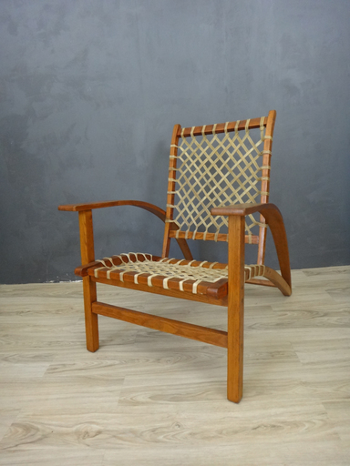 Carl Koch quotSno Shuquot Chair for Vermont Tubbs
