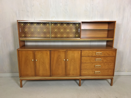 Drexel Sun Coast nbspChina Cabinet and Credenza