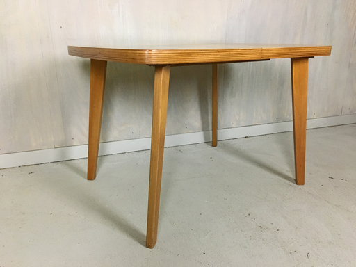 SALE - Thaden-Jordan Bent Plywood DIning Table