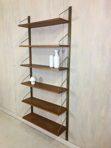 WallMounted Shelving in Style of Poul Cadovius