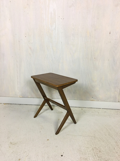 Bengt Ruda Danish Cantilevered SIde Table