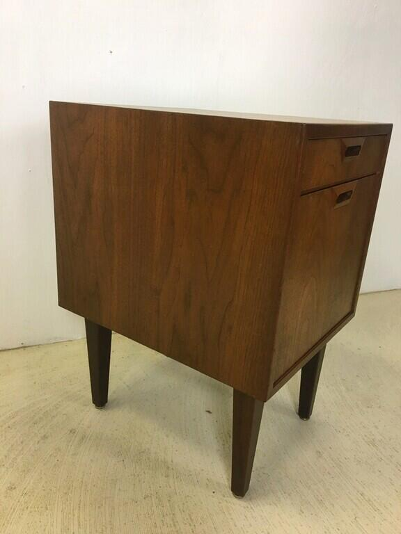 Raymor Danish File Cabinet/Side Table