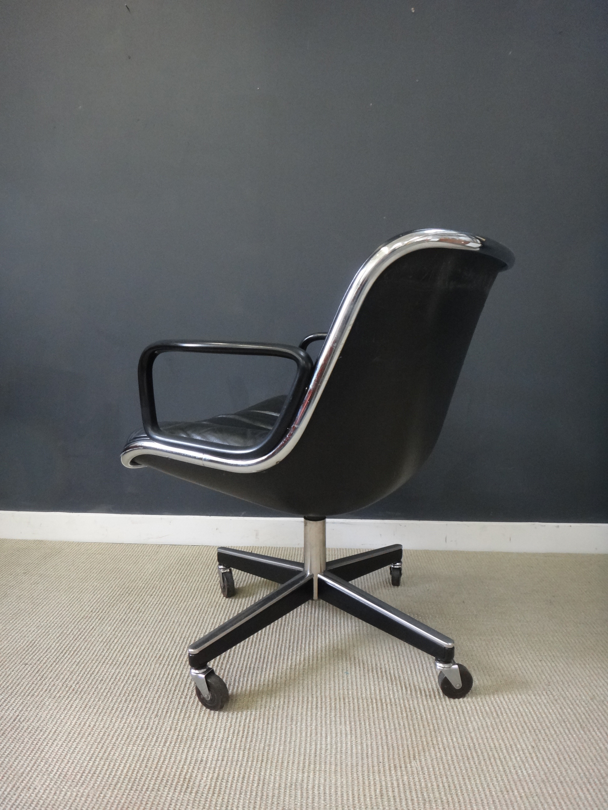 Vintage Knoll Office Chair
