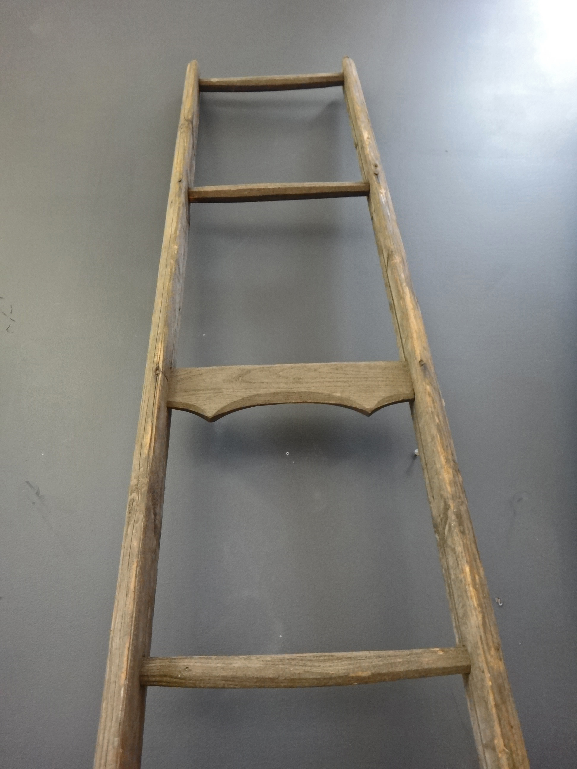 Vintage German Chimney Sweep's Ladder
