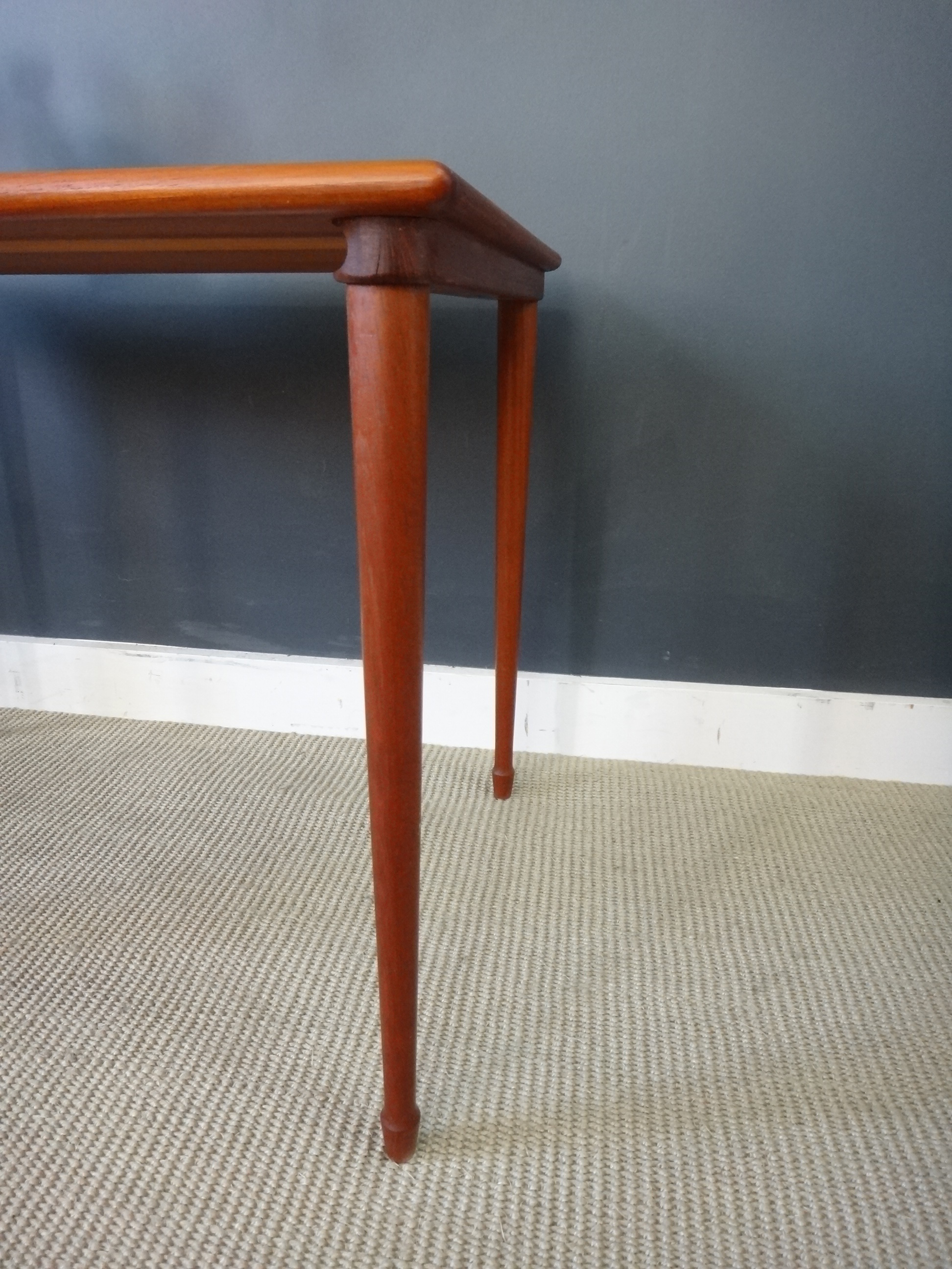 SALE - Danish Modern Teak Side Table